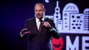 standup комедия в България