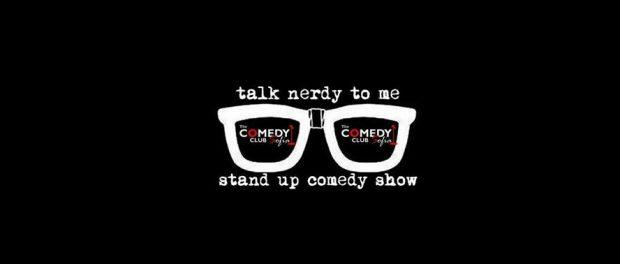 нърд комеди хумор стенд ъп шоу