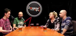 комеди клуб подкаст и стендъп комедия