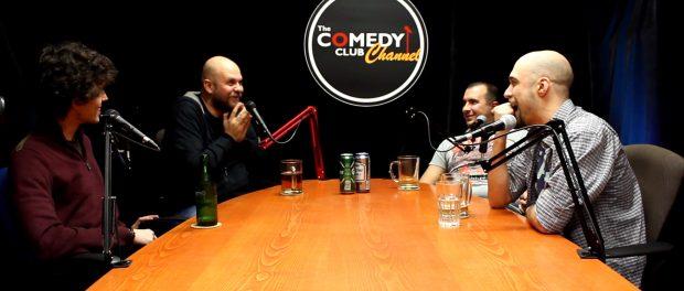 български комеди подкаст