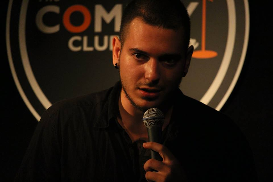 stand up comedy in English in Sofia
