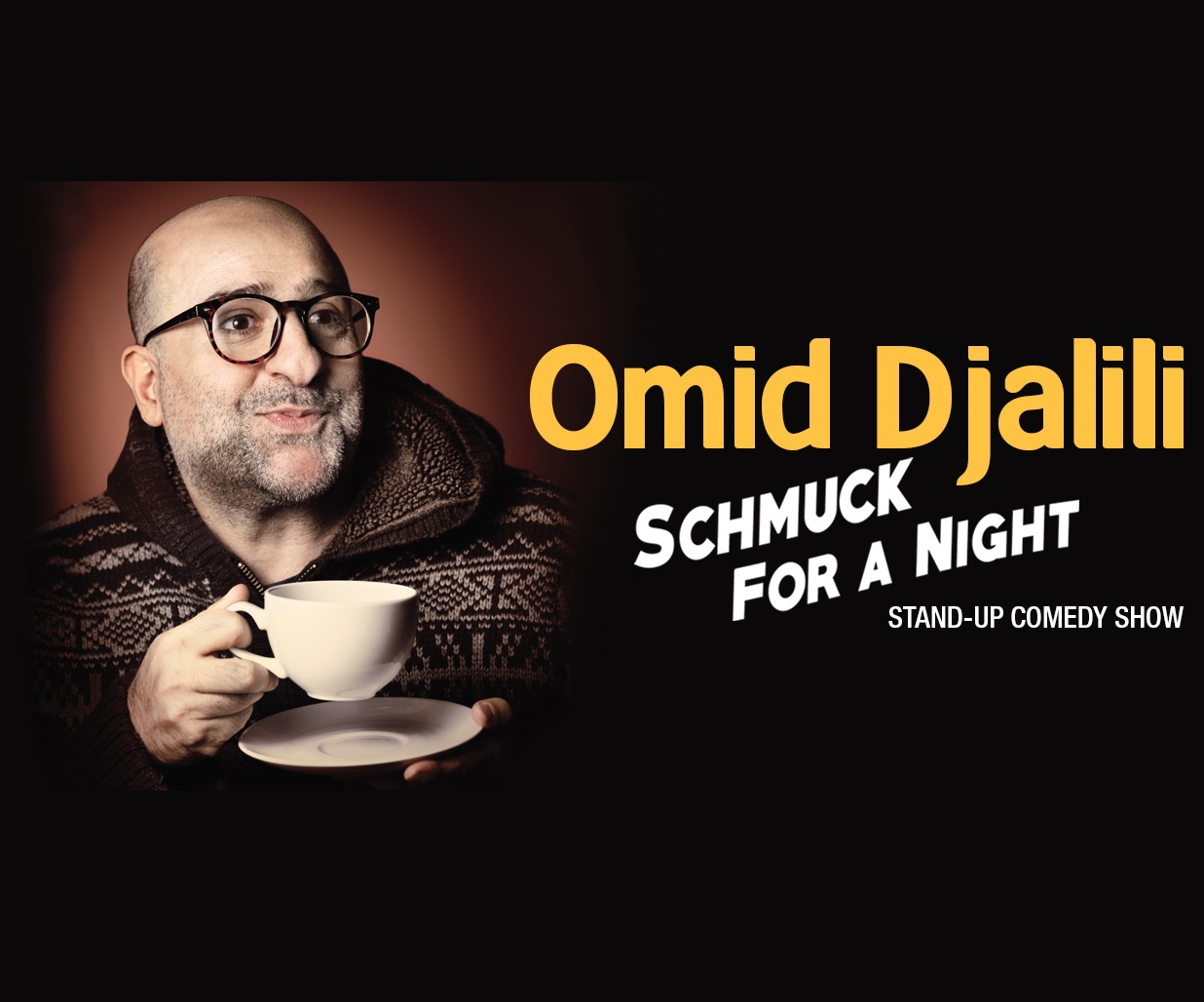 omid djalili stand-up comedy