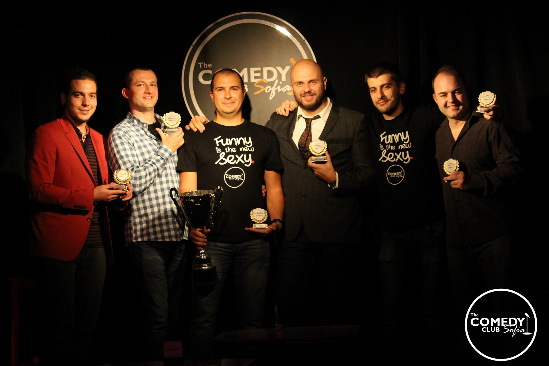 stand up comedy България