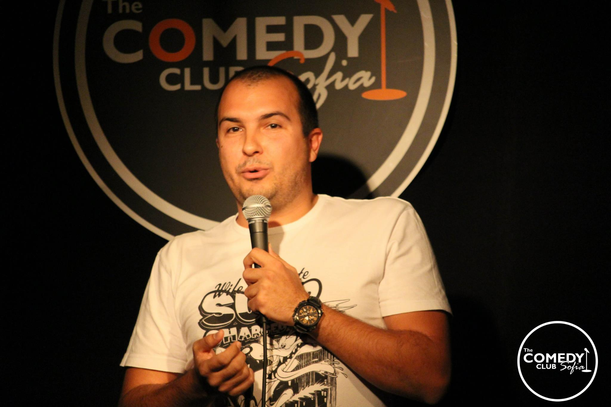 vasil nojarov stand up comedy stofia
