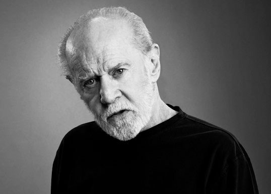 Stand up Comedy with George Carlin.